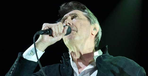 Bryan Ferry @ Margaret Court – live review