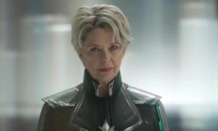 Annette Bening reveals her Captain Marvel character