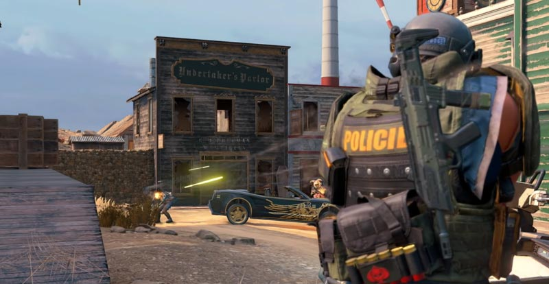 Rev up for Call of Duty: Black Ops 4's Operation Grand Heist