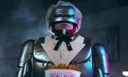 KFC enlists Robocop to protect secret recipe