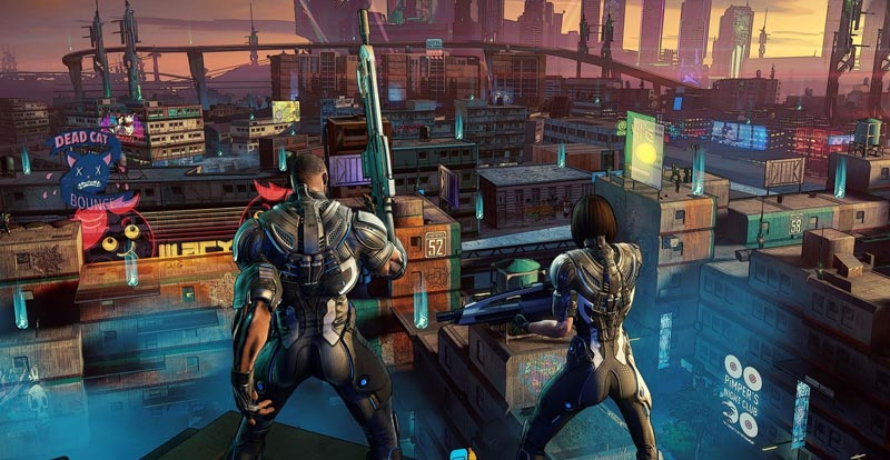 Crackdown 3 – it's time for another crack