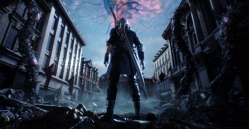 The devil is in the details: Devil May Cry 5 interview