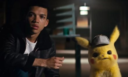 Hey you, Detective Pikachu!