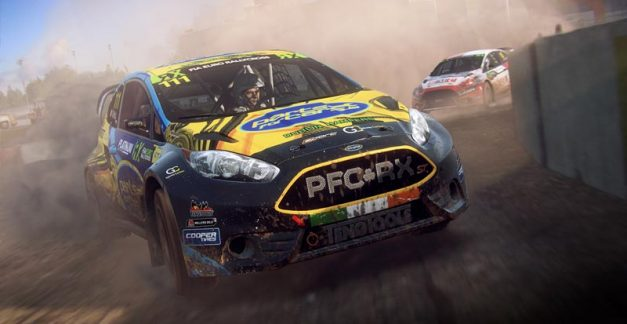 DiRT Rally 2.0 – interview