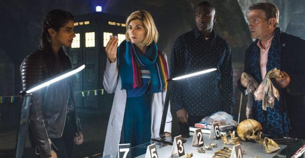 Doctor Who: Resolution on DVD and Blu-ray March 6