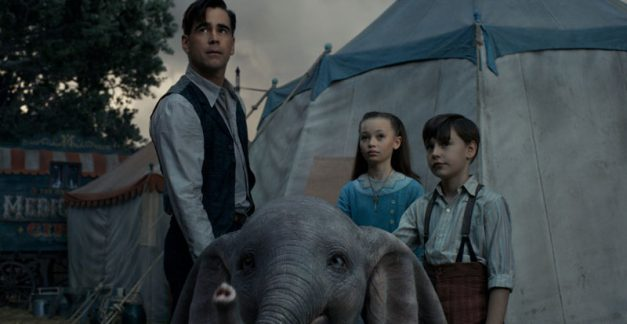 Interview with Colin Farrell & Danny DeVito – Dumbo