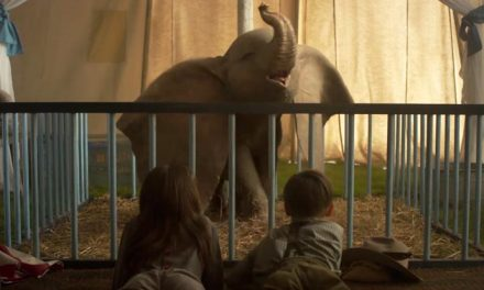 Get in a flap with new Dumbo trailer