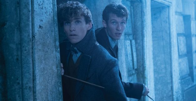 Interview with Callum Turner and Eddie Redmayne – Fantastic Beasts: The Crimes of Grindelwald