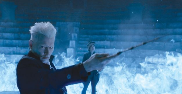 Fantastic Beasts: The Crimes of Grindelwald on DVD, Blu-ray & 4K March 13