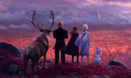 Take a dip into the Frozen II teaser