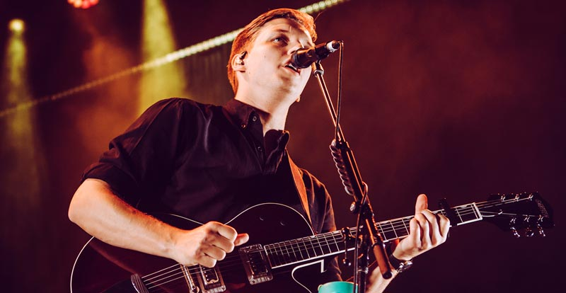 George Ezra @ Margaret Court – gallery