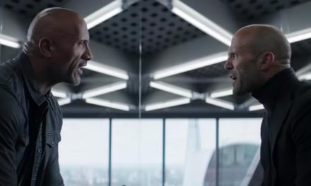 First trailer explodes for Fast & Furious: Hobbs & Shaw