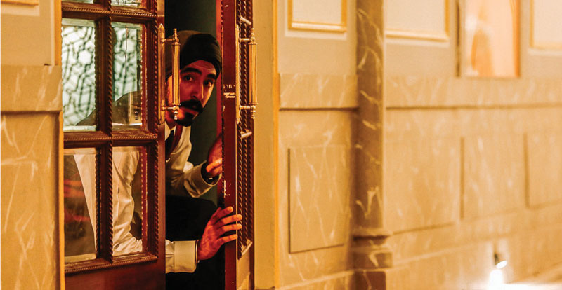 Interview with director Anthony Maras – Hotel Mumbai