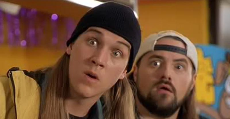 Jay and Silent Bob – the rap battle