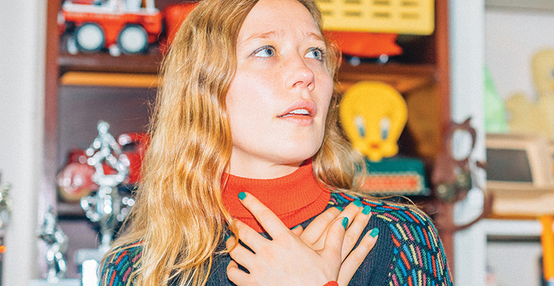 A chat with Julia Jacklin