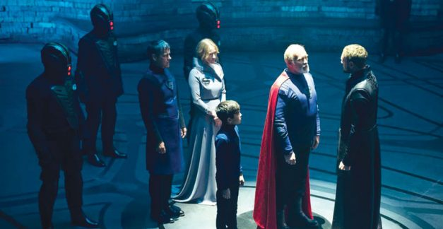 Krypton: Season 1 on DVD and Blu-ray March 6