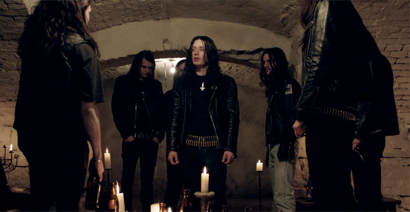 Lords of Chaos – review