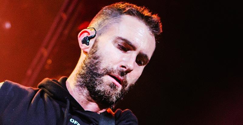 Maroon 5 @ Rod Laver Arena – gallery