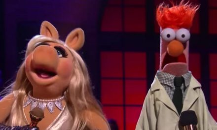 The Muppets trash pork – erm, talk – in rap battle