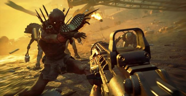 Take in nine hot minutes of Rage 2 gameplay