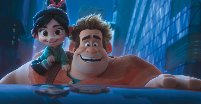 Ralph Breaks the Internet on DVD, Blu-ray & 4K March 27