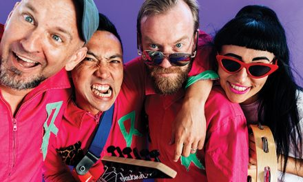 Regurgitator's Pogogo Show, 'The Really Really Really Really Boring Album' review