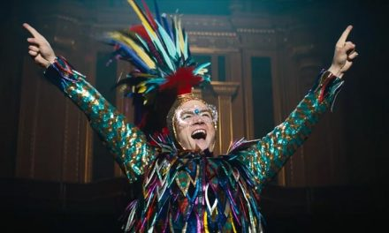 Listen to Taron do Elton in Rocketman