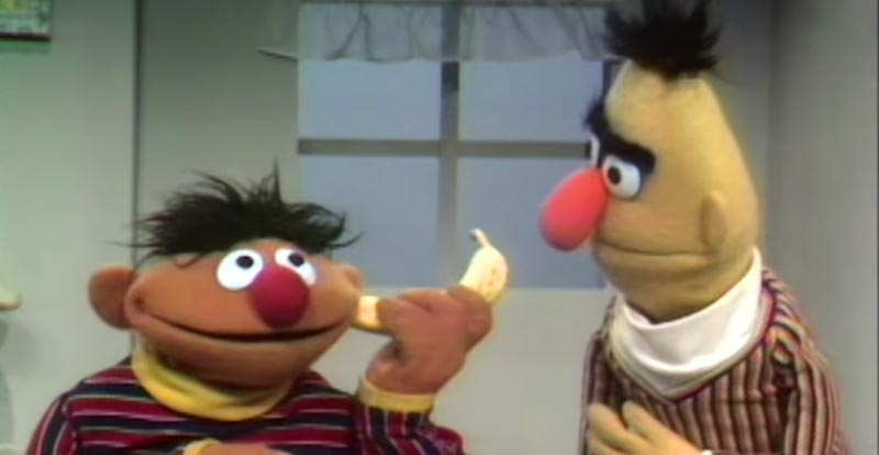Memories of 50 years on Sesame Street