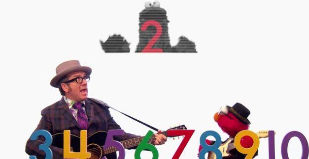 Sesame Street's mega musical guests