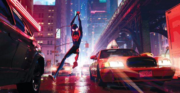 Spider-Man: Into the Spider-Verse on DVD, Blu-ray & 4K March 27