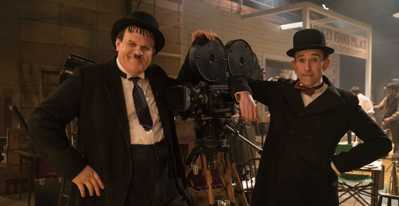 Stan & Ollie – review