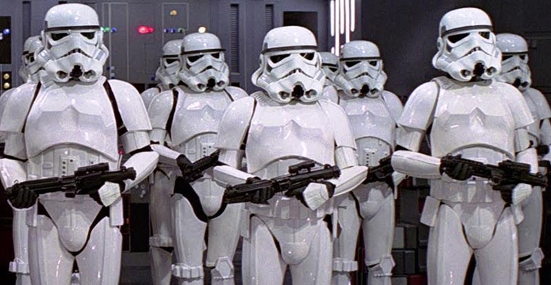 Stormtroopers – the Empire's really bad investment?