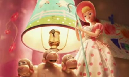 Another Toy Story 4 Bo Peep peep