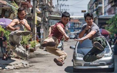 Sextuple threat in martial arts Triple Threat