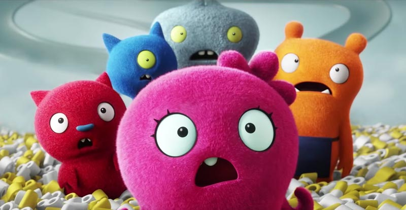 Ugly is in the eye of the beholder – new UglyDolls look