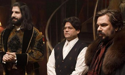 Get familiar with TV's What We Do in the Shadows