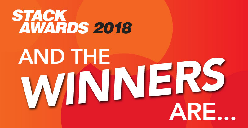 STACK Awards 2018 – and the winners are…