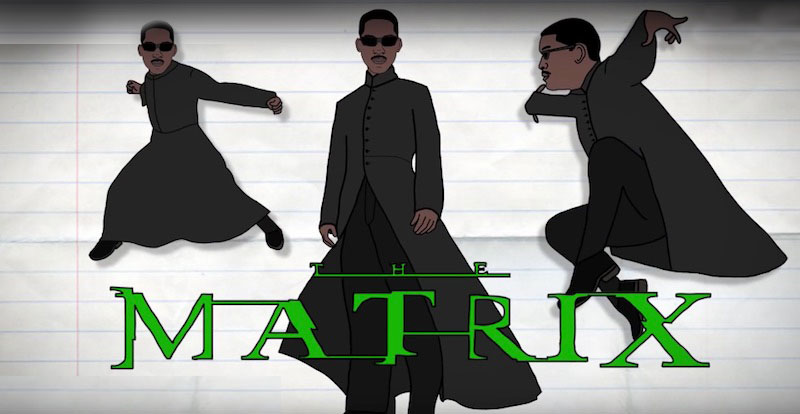 Will Smith explains why he turned down The Matrix