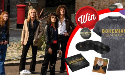 Win one of three Bohemian Rhapsody prize-packs