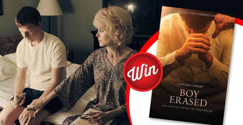 Three Boy Erased book prizes