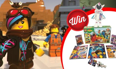 Win an awesome The LEGO Movie 2 Videogame bundle