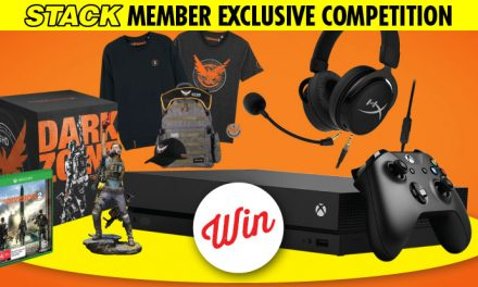 STACK member competition: Win a limited edition The Division 2 Xbox pack