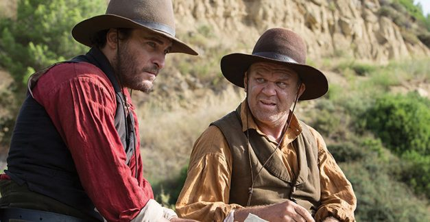Interview with John C. Reilly and Joaquin Phoenix – The Sisters Brothers