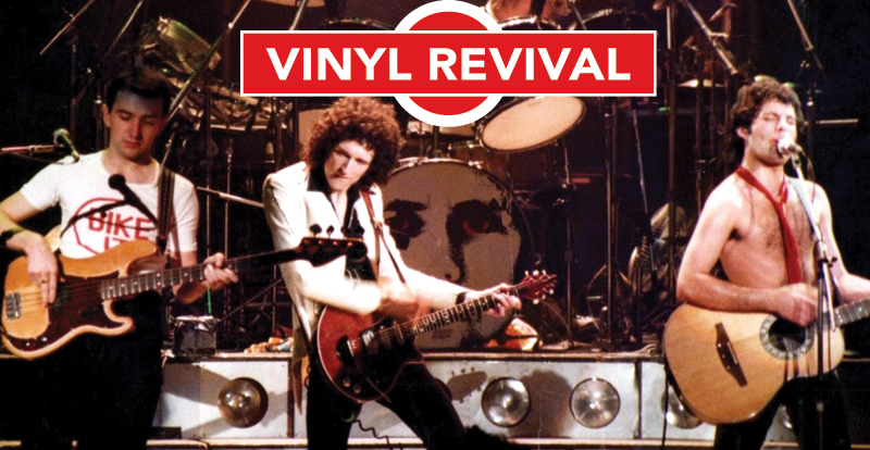 Vinyl Revival: 'Save Me' (and God Save the Queen)
