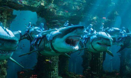 Creating the world of Aquaman