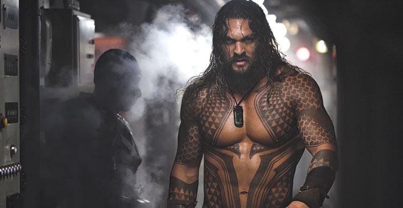 Aquaman on DVD, Blu-ray & 4K April 17