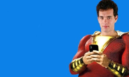 Big vs Shazam! – the mashup