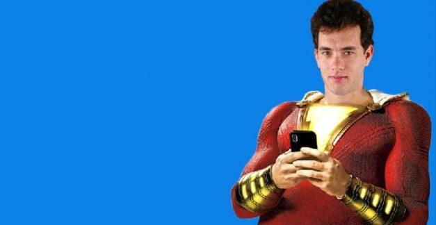 Big vs Shazam! – the mashup