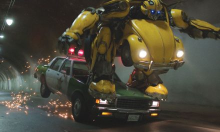 Bumblebee on DVD, Blu-ray & 4K April 3
