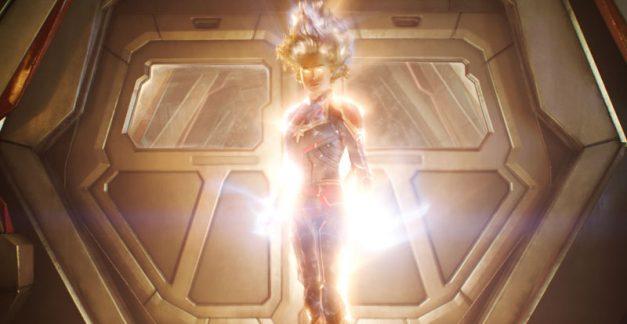 Captain Marvel – review